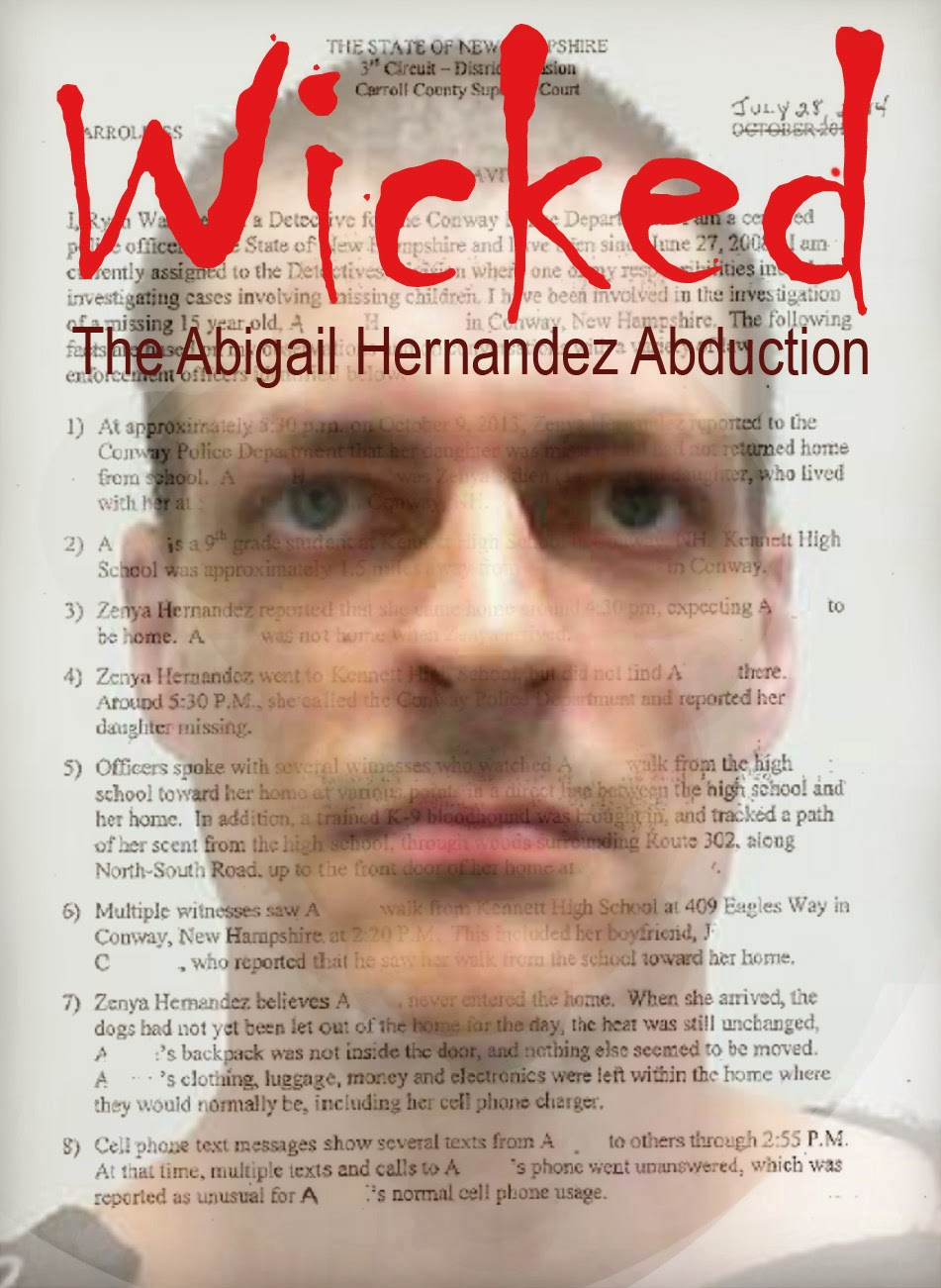 WICKED: The Abigail Hernandez Abduction