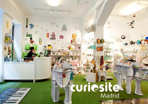 6 tiendas para encontrar regalos originales don 39 t stop madrid - Tienda de cortinas madrid ...