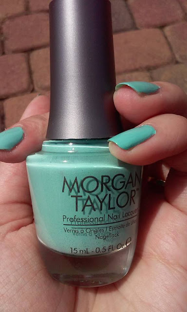 Morgan Taylor Ooh La La