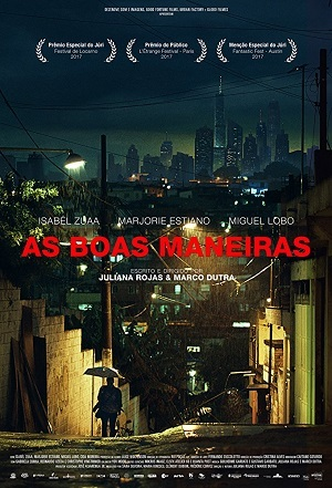As Boas Maneiras Filmes Torrent Download capa