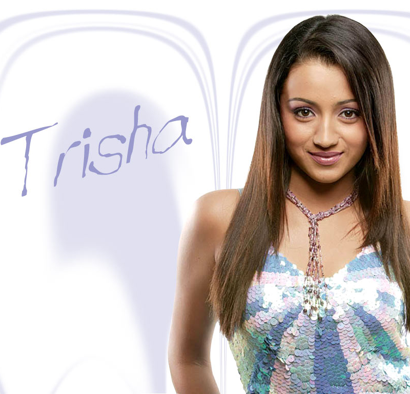 Beautiful Haircut Hairstyles Pictures Indian Celebrity Trisha