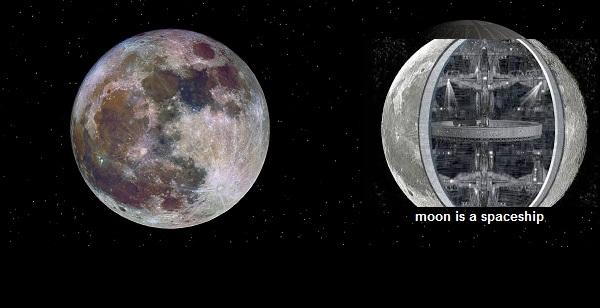 Υποστράτηγου Καρδαμίτση: Όσα μας κρύβουν για την Σελήνη