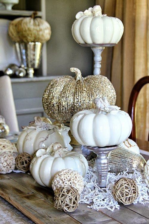 http://thecottagemarket.com/2013/09/5-glam-fall-decor-ideas.html