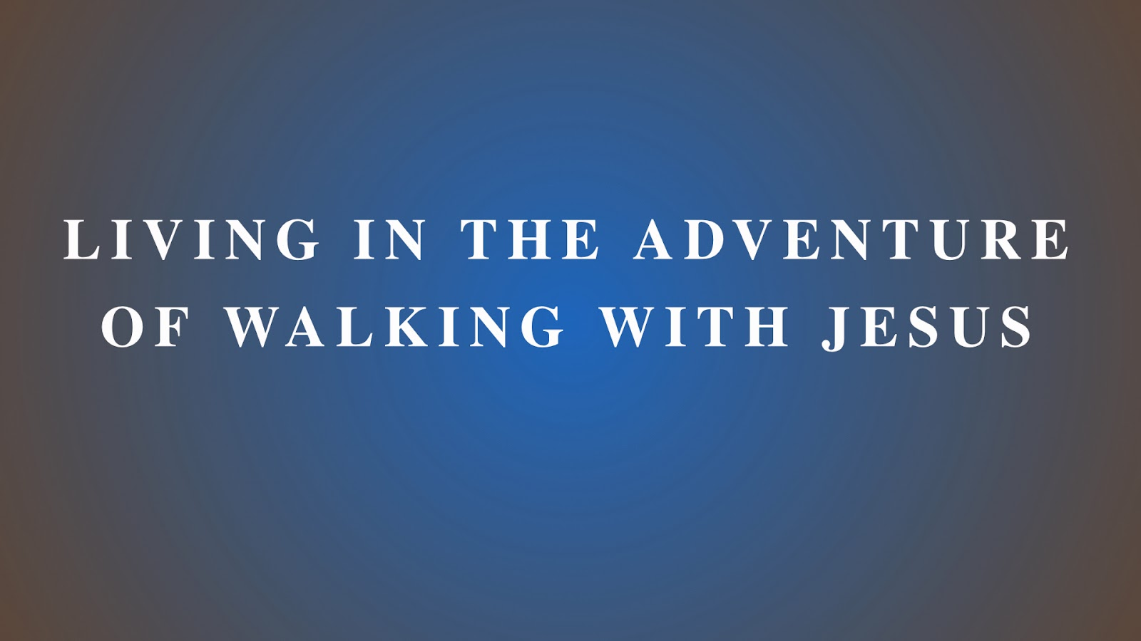 "walking with jesus part i the story 3-17-2013 lessons to spur us to ""walk across rooms"" from mark 2 standard  3- 3-2013 we point people to jesus by learning to intentionally tell two stories."