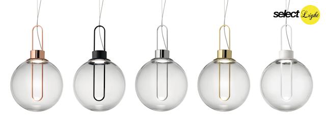 Orb lamp - Büro Famos