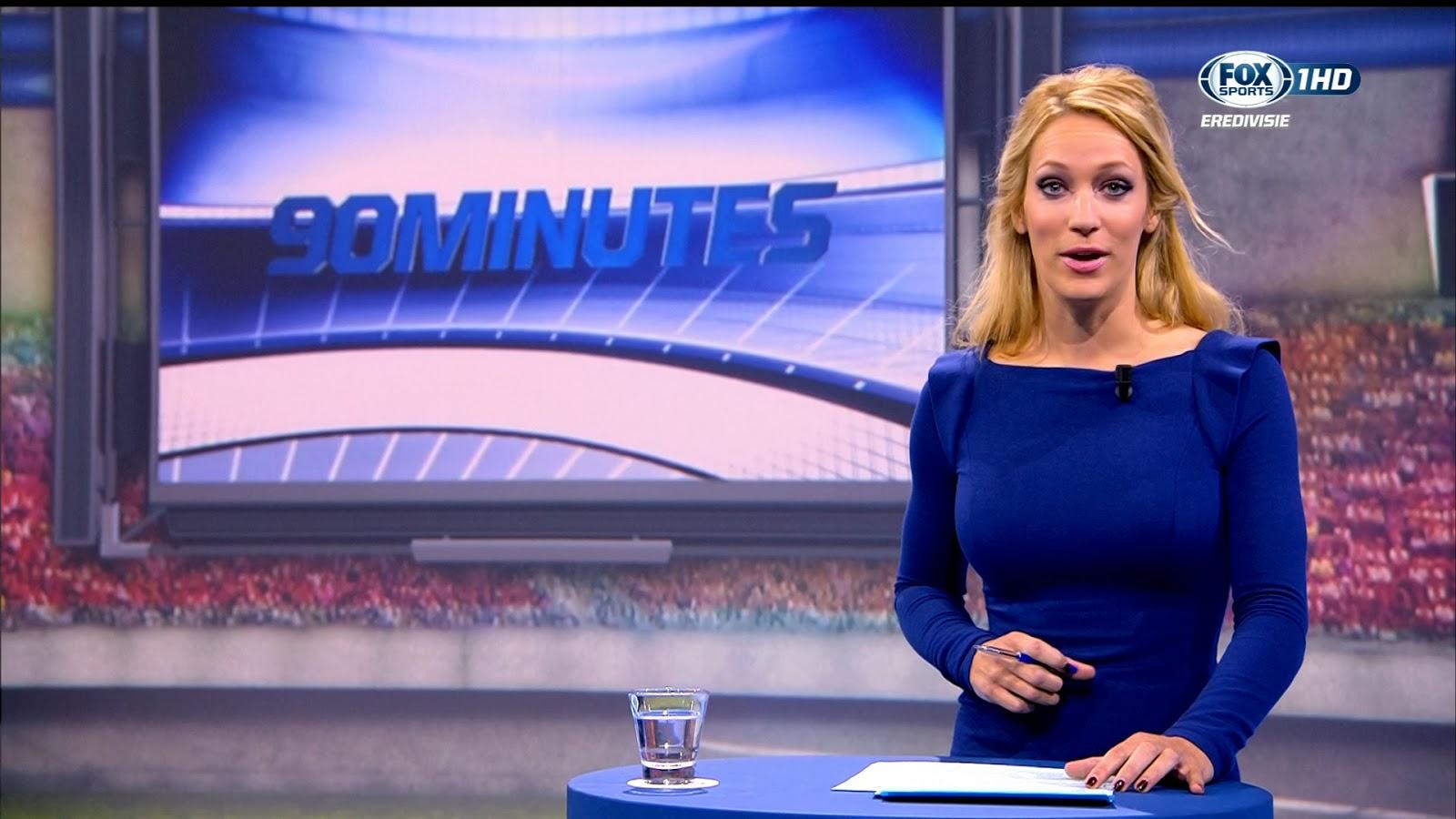 Dutch Babes: Hélène Hendriks FOX Sport Centraal ...