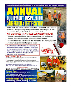 COME TO RATED CRANES & SCAFFOLD LTD FOR SCAFFOLDING, CRANES AND EQUIPMENT INTEGRITY INSPECTION