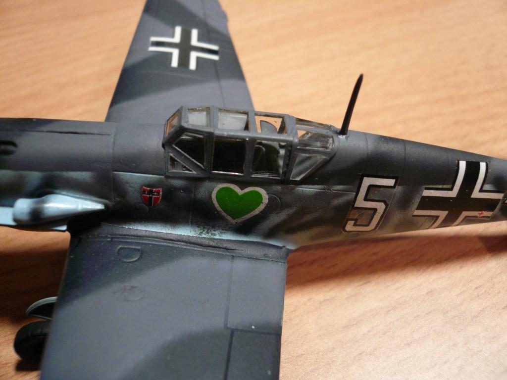 схема сборки самолета мессершмитт bf 109 f-4
