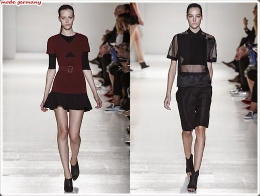 Frühjahr/Sommer Kollektion 2014 von Victoria Beckham