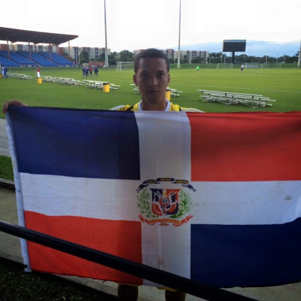 Jean Carlos López en el MLS Player Combine