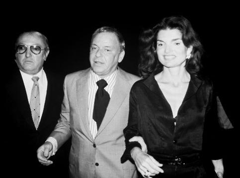 JILLY RIZZO - Frank Sinatra's Friend / Bodyguard