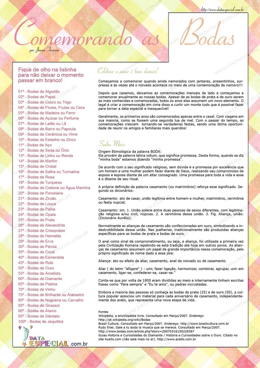 lista de bodas el corte: