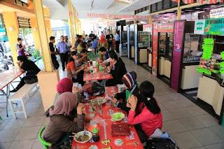 rubah image sentra PKL menjadi wisata kuliner
