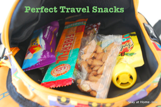 perfect travel snack for kids
