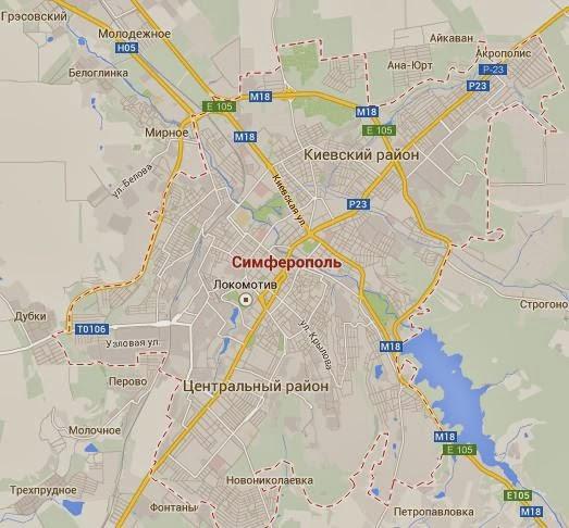 Работа за границей для жителей Симферополя (Крым)