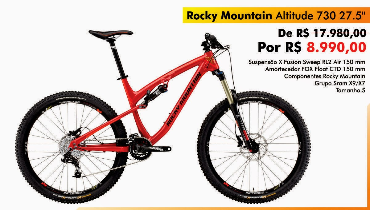 Rocky Mountain Altitude 730 27.5