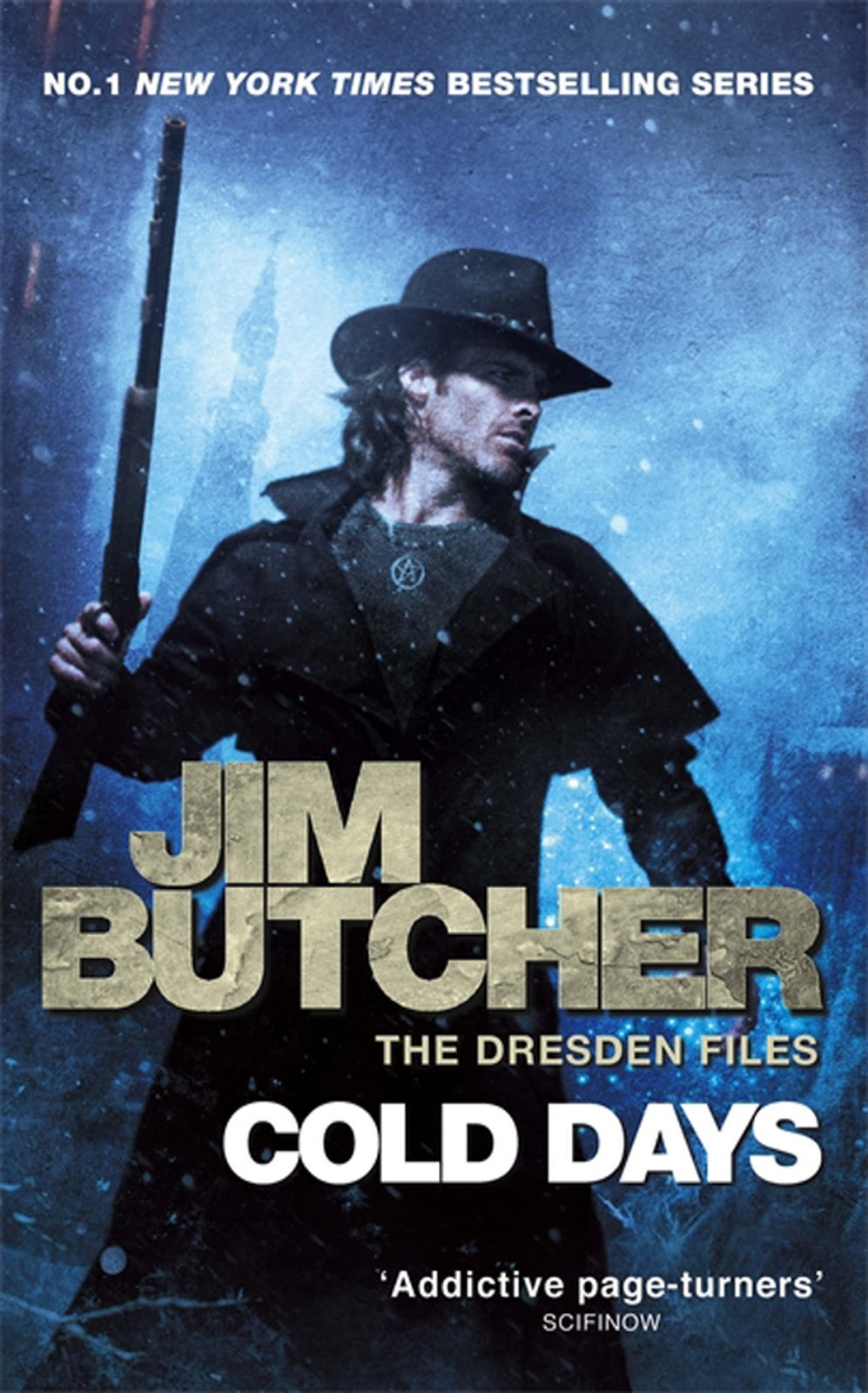 Cold Days By Jim Butcher (reviewed By Mihir Wanchoo)