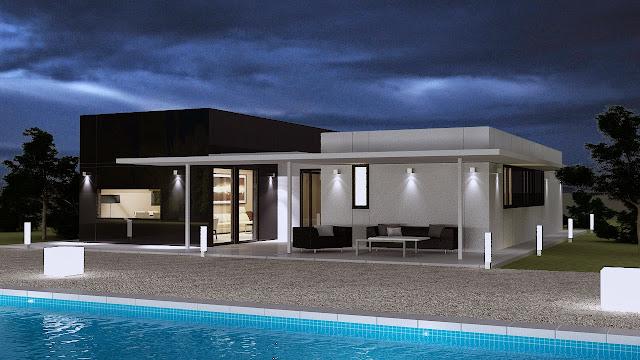 Vivienda modular Resan - Consejos mantenimiento piscina