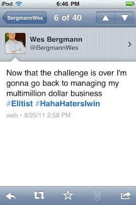 MTV Wes Bergmann Twitter