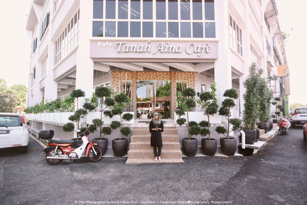 Blogger Gathering 2015 Tanah Aina Cafe