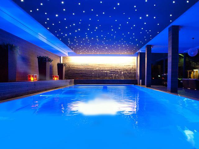 casas minimalistas y modernas piscinas internas minimalistas