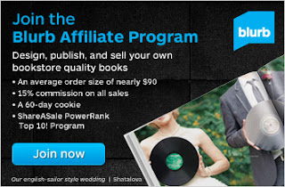 Blurb Affiliate Program