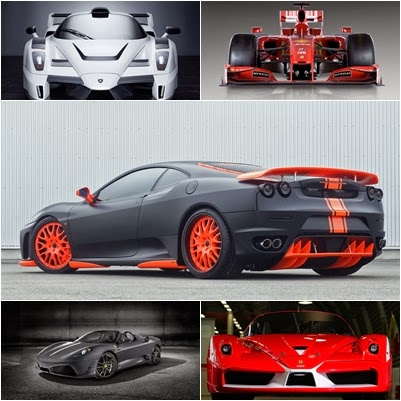 Ferrari Teması