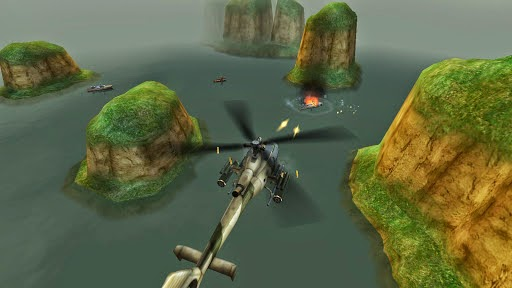 unship Battle : Helicopter 3D 1.3.0 APK for Android  ScreenShot : by http://www.jembercyber.blogspot.com