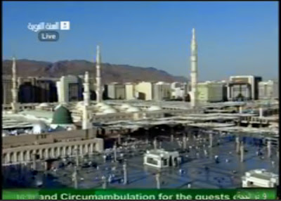 Streaming Live TV Masjidil Haram - Madinah