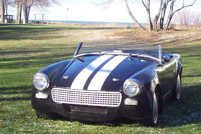 Austin-Healey Sprite (Mark III, Mk III, MK3) Parts 2 ~ Austin Healey Sprite