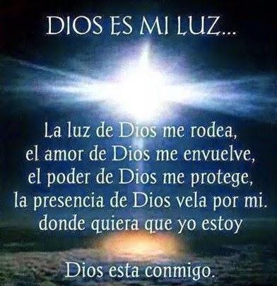 Dios es mi Luz