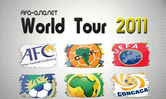 FIFA 11: World Tour 2011 Patch - данный патч для fifa 11 добавит в вашу и..