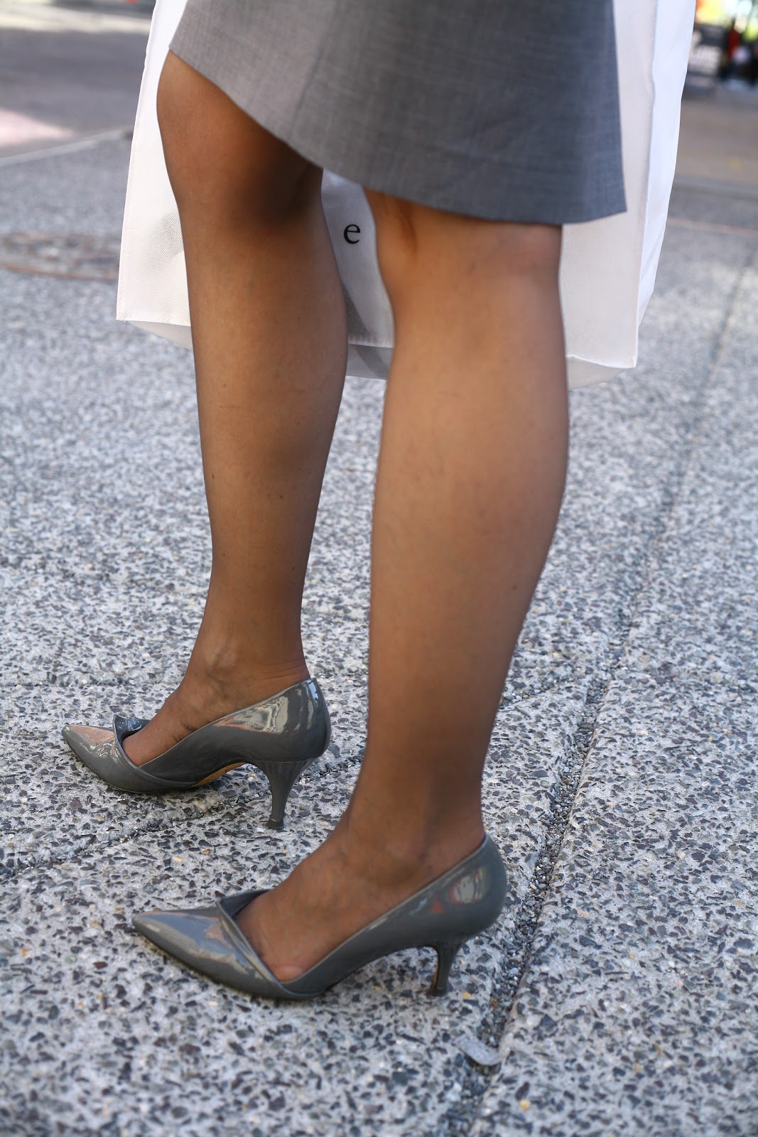 Nylons and heels phrase