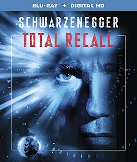 Total Recall Blu Ray