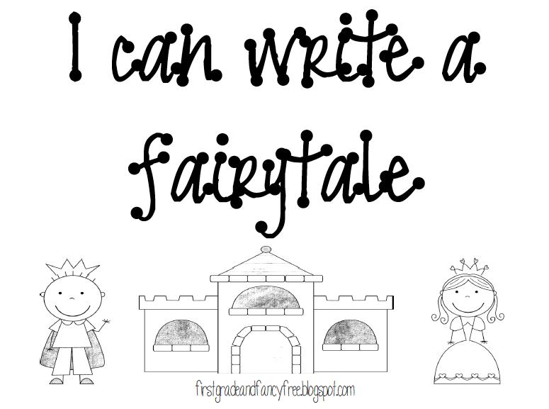 how to easily write a fairytale