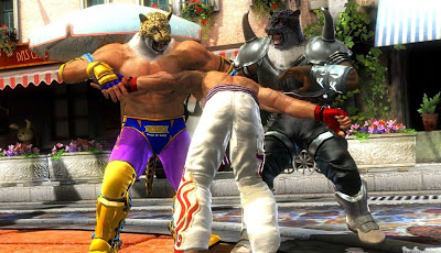 TEKKEN TAG TOURNAMENT PC GAME FULL VERSION free  (www.freedownloadfullversiongame.com)