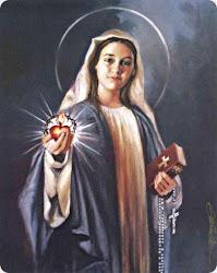 Maryja jedyną racją mojej nadziei...