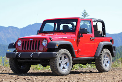 Jeep Wrangler 2012 Picture