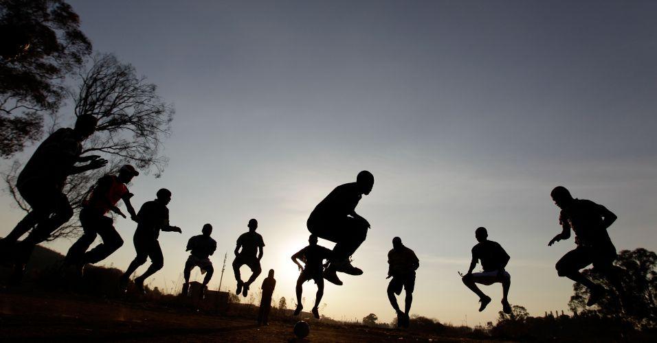 A vida e o Futebol,o Futebol e a vida...