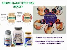 Set Kesihatan Sendi & Tulang