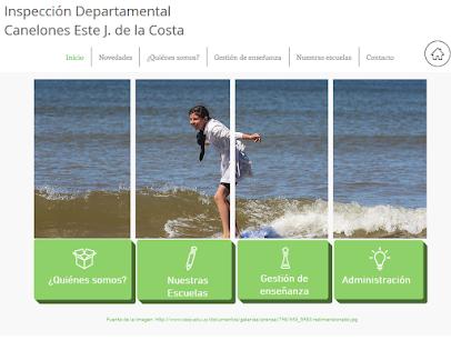 Sitio Institucional de Inspección Dptal.