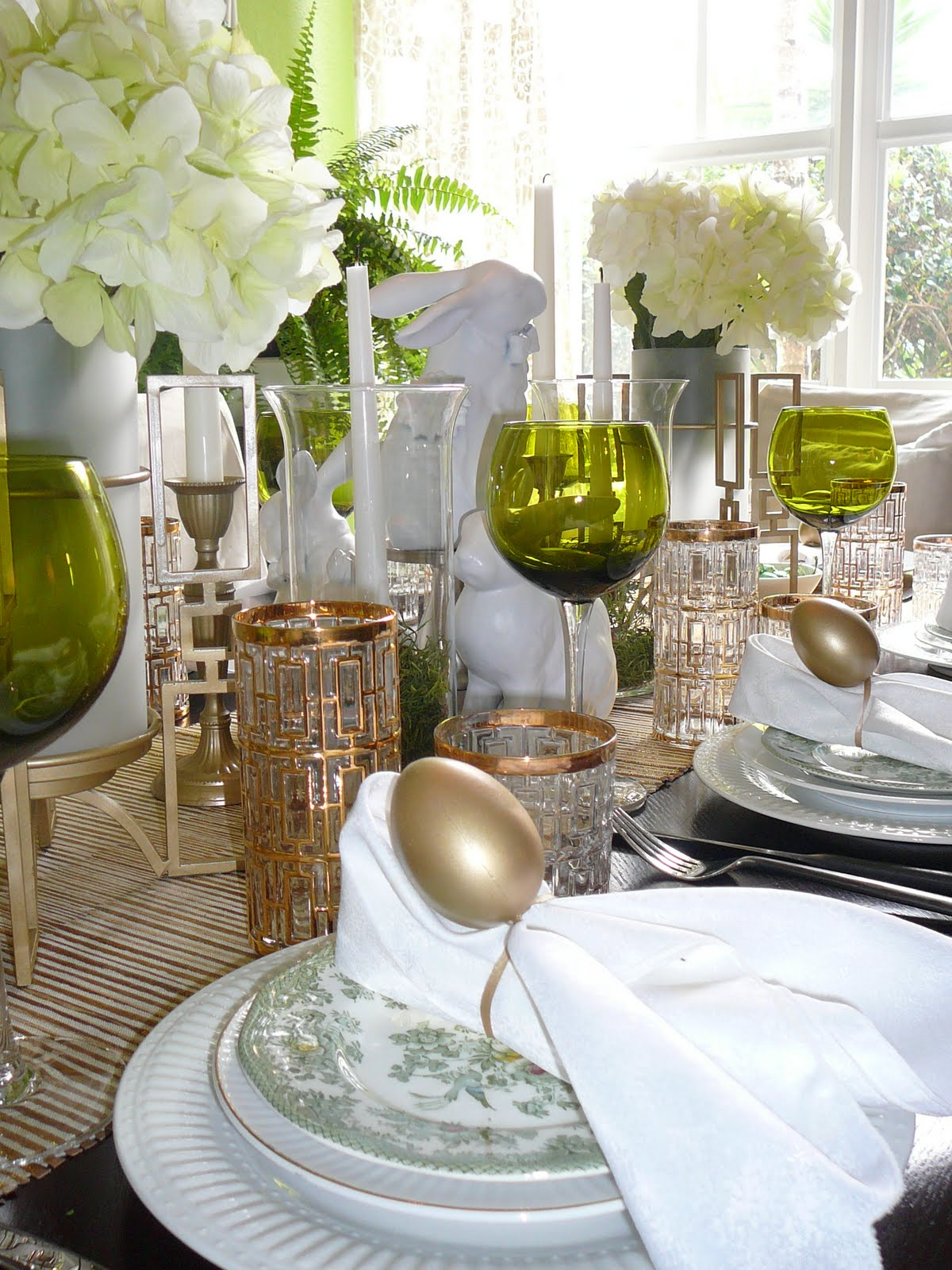 A blog about home decor and more for Tablescape decor