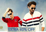 Myntra : Extra 40% OFF On Myntra Originals On Order of Rs. 999