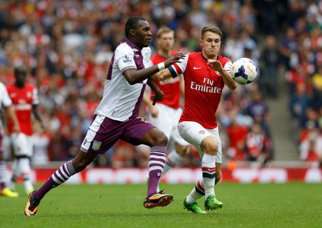 PREMIER LEAGUE - Arsenal vs Aston Villa