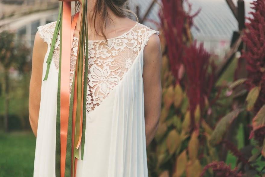 blog mariage Wedding Spirit robe de mariée constance fournier été indien automne décoration cucurbitacé