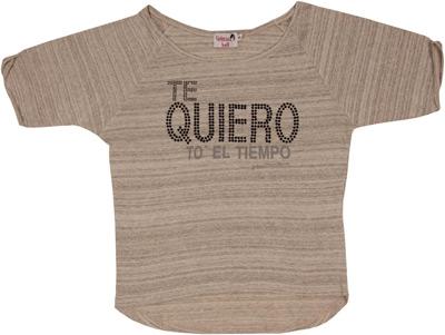 camisetas con frases de Dolores Promesas