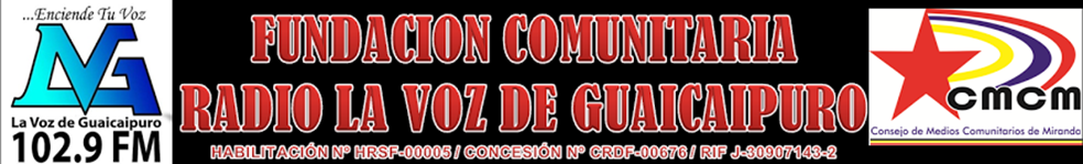La Voz de Guaicaipuro (102.9 FM)