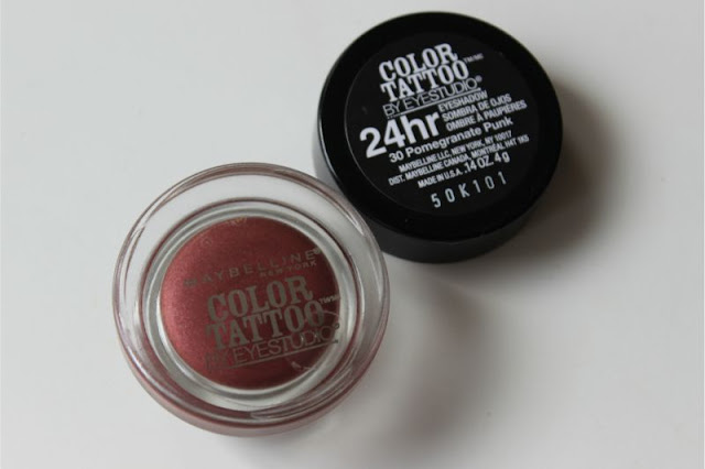 Maybelline Color Tattoo in Pomegranate Punk