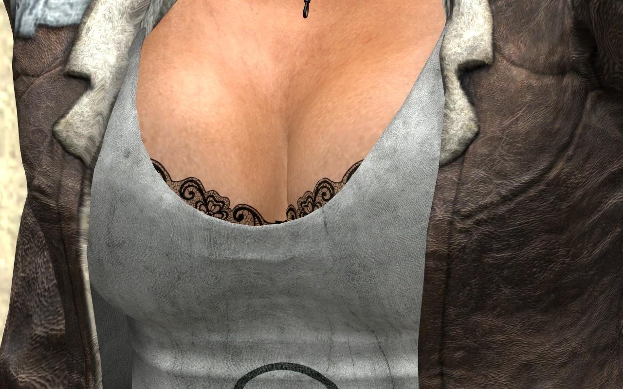 Korean nude busty girl