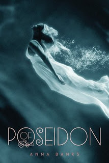 Review of Of Poseidon by Anna Banks published by Feiwel and Friends
